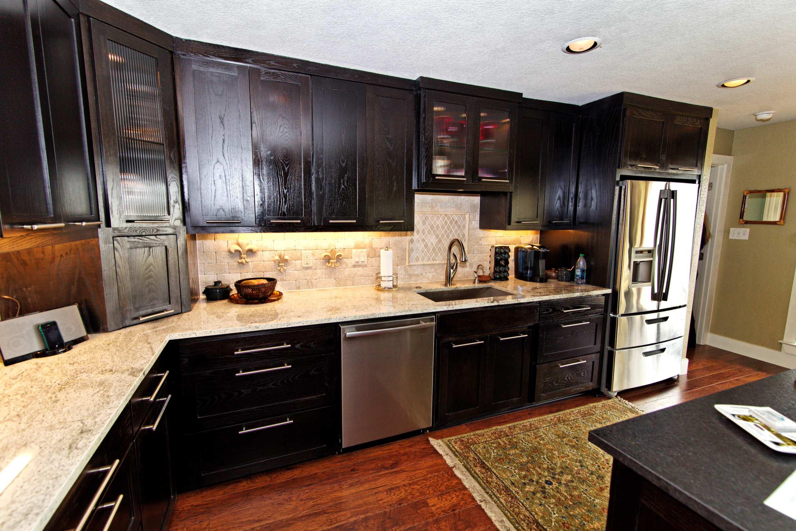 After: Brand new kitchen
