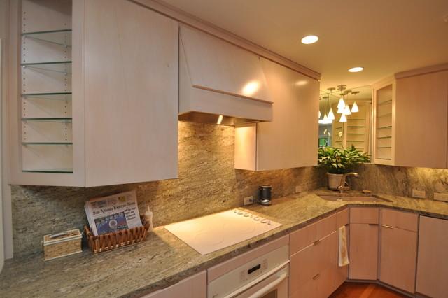 After - Kitchen midcentury-kitchen