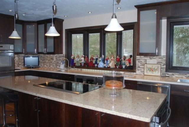 After - Kitchen Remodels modern-kitchen