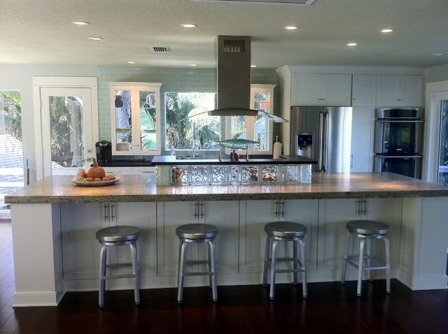 Florida kitchen renovation modern-kitchen