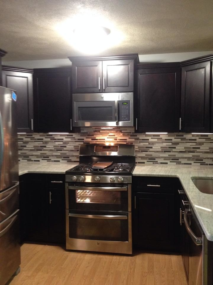 After Picture Kitchen Renovation