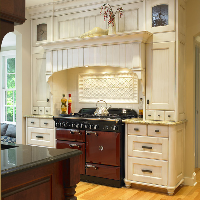 Aga Kitchen Traditional Kitchen Vancouver By The Sky Is The