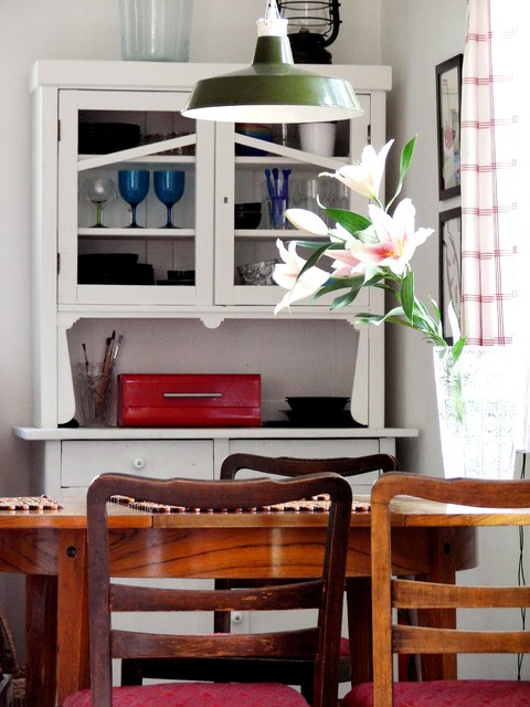 Agata Winer eclectic-kitchen