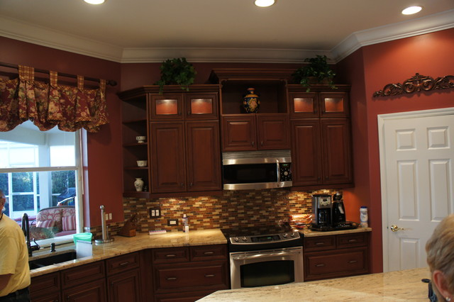 Agnello Project traditional kitchen