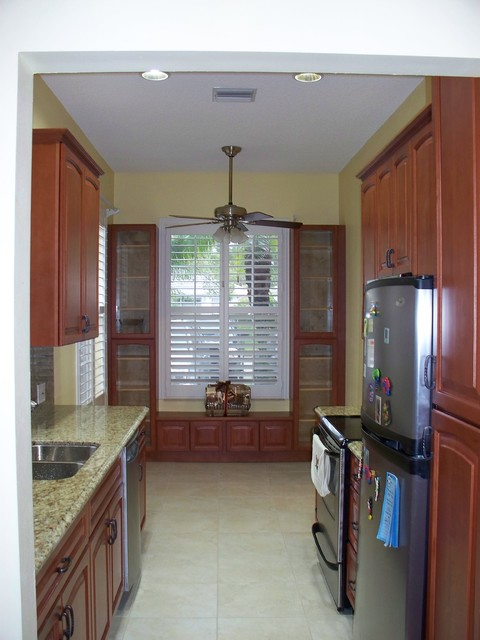 Agrusa & Sons Contracting Inc. traditional-kitchen