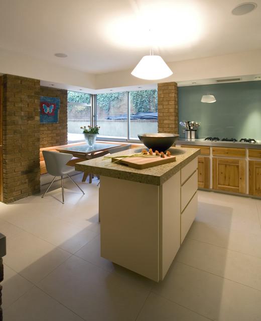 AJB Design eclectic-kitchen