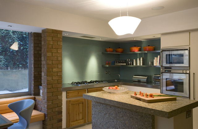 AJB Design eclectic-kitchen