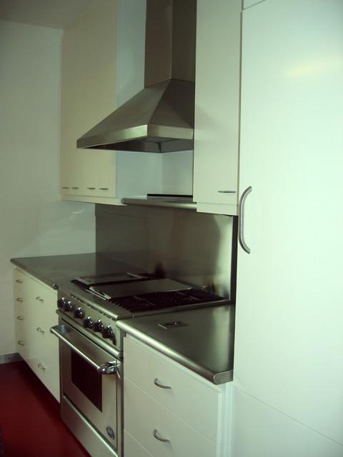 Aladdin Terrace Kitchen modern-kitchen
