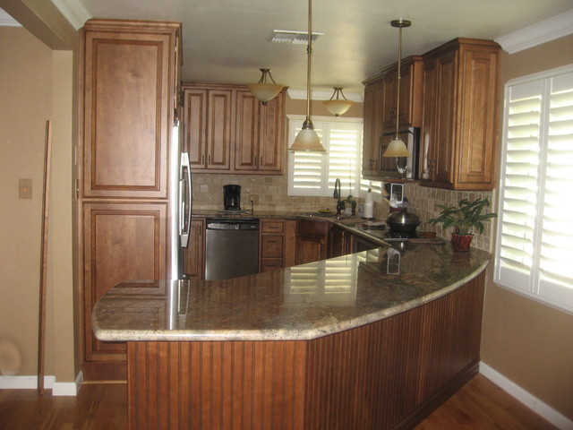 ALAMO KITCHEN - Mediterranean - Kitchen - sacramento - by ...