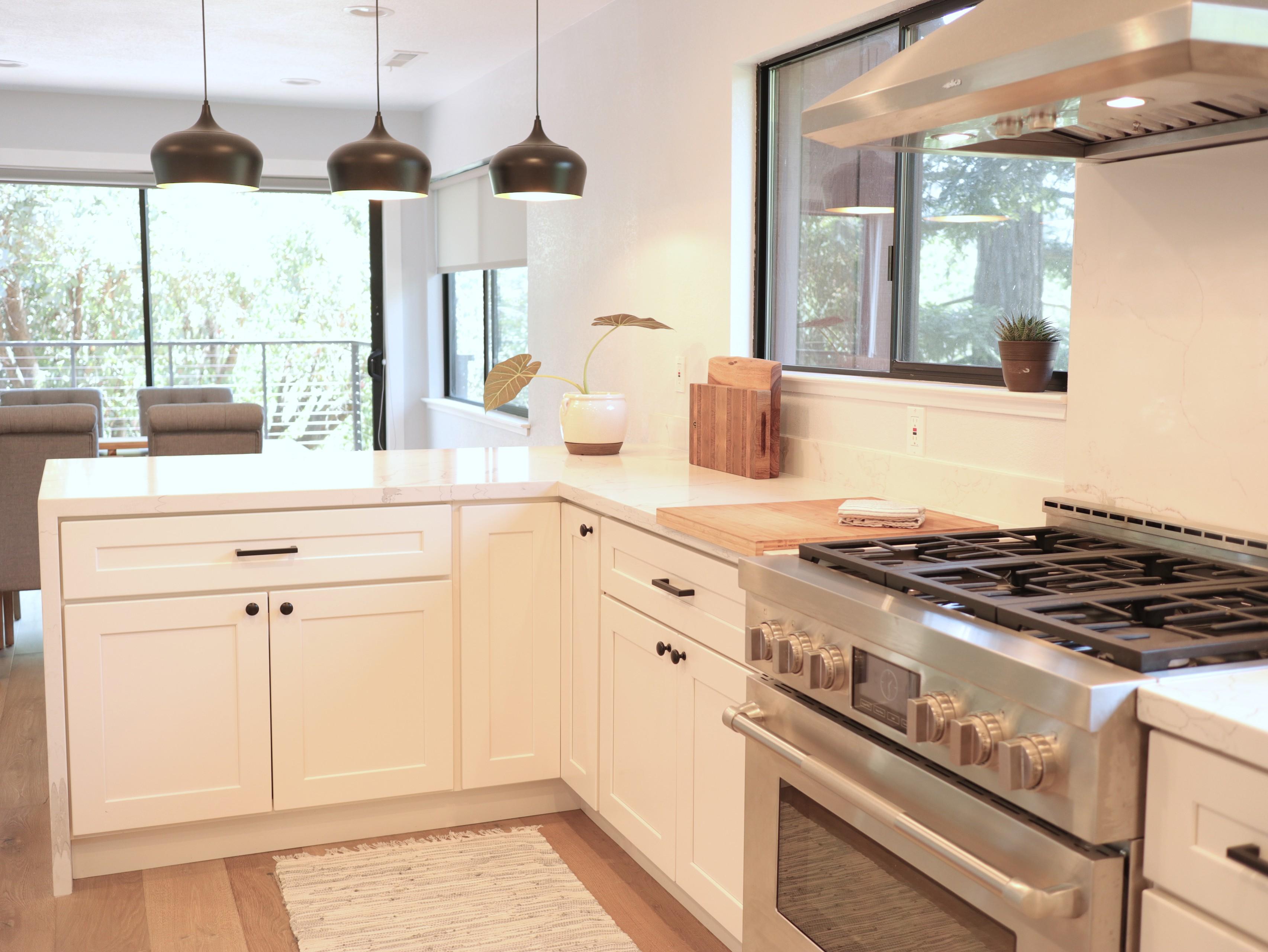 Alamo Modern Kitchen Remodel