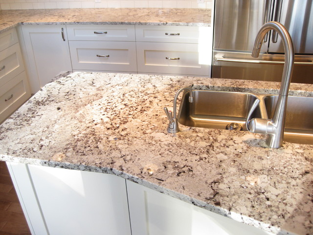 alaska white granite slab cost per square foot kitchen countertops traditional