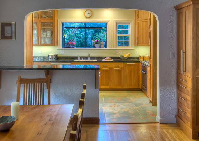 Albany Kitchen Remodel - Traditional - Kitchen - san ...