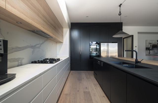 ... Park_01 - Modern - Kitchen - Melbourne - by Vos Architecture & Design
