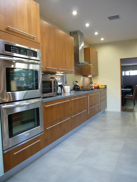 Albright Avenue contemporary-kitchen