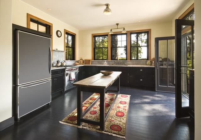 Alder Hill contemporary-kitchen