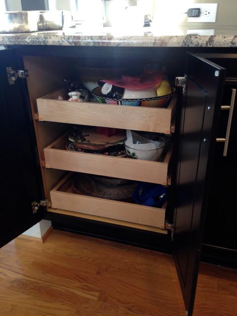 Alder Kitchen - Decora Cabinetry contemporary-kitchen