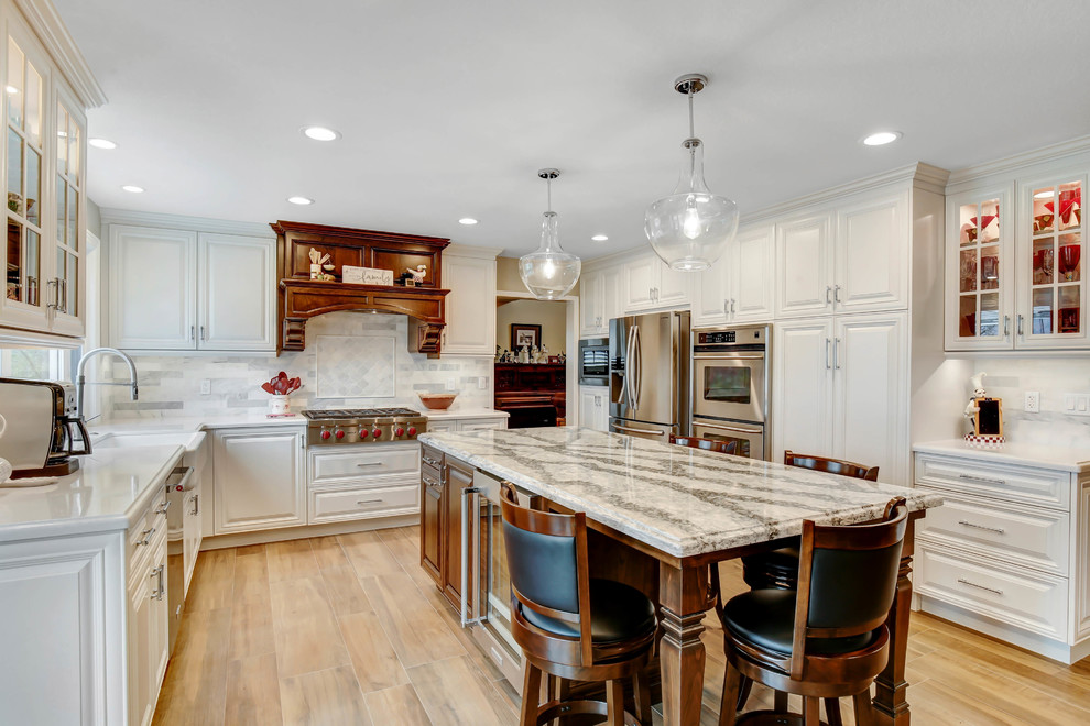 Alessandro - Traditional - Kitchen - Los Angeles - by Norm ...