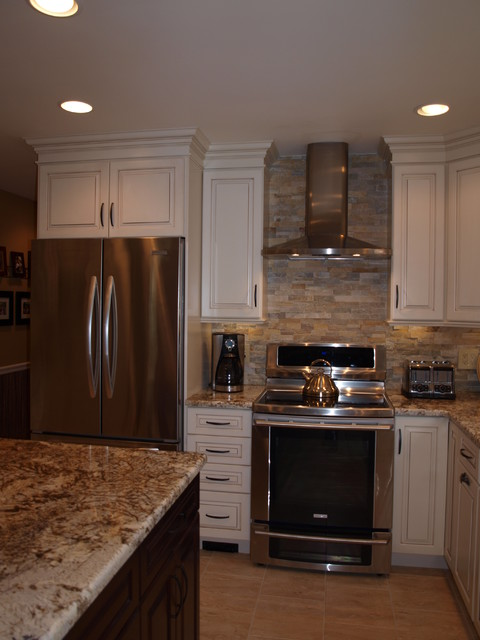 Alexandria Kitchen Transitional Kitchen Other Metro By Lowe 39 S Of