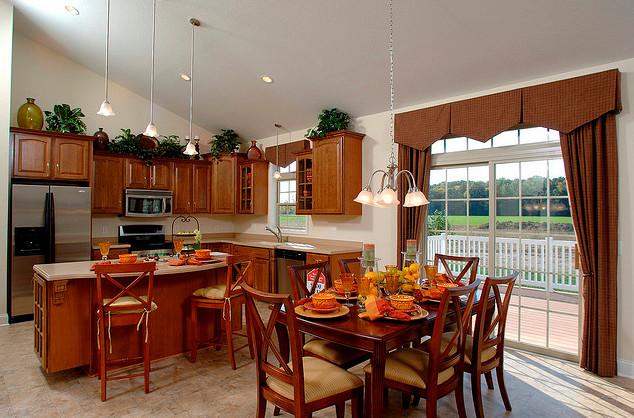 Alexandria Legacy Photos traditional-kitchen
