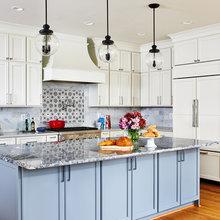 Alexandria  VA: Kitchen and Master Bath Remodel