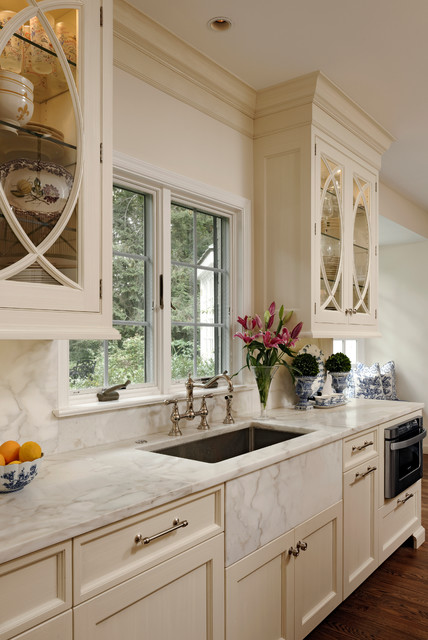Alexandria virginia traditional classic white kitchen traditional kitchen dc metro Kitchen design in alexandria egypt