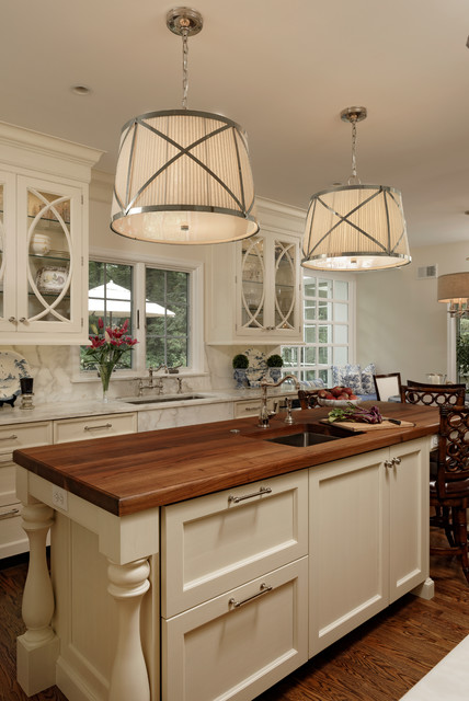 Alexandria Virginia Traditional Classic White Kitchen Traditional Kitchen Dc Metro