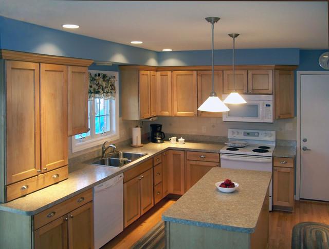 Algonac Kitchen remodel traditional-kitchen