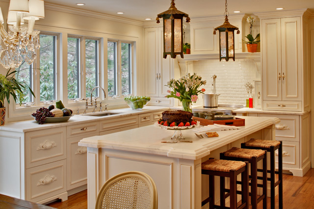 Alicia Shearer Interior DEsign traditional kitchen