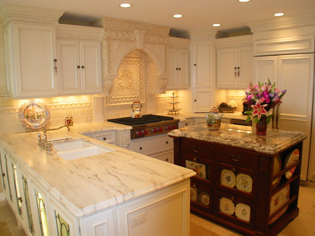 All Kinds Of Kitchens traditional-kitchen