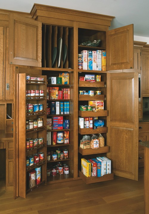 How To Get The Most Pantry Storage From A Small Space Part 97