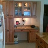 All Wood Cabinetry Kitchen traditional-kitchen