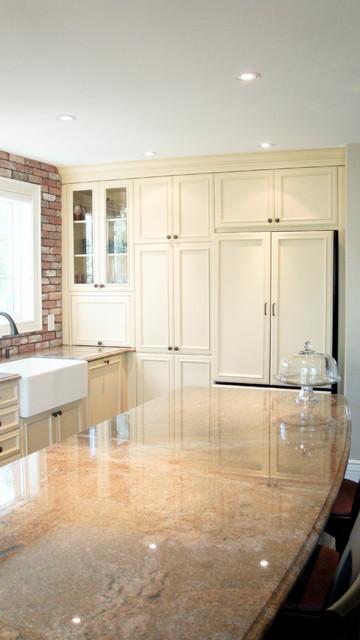Allan Crescent Kitchen kitchen