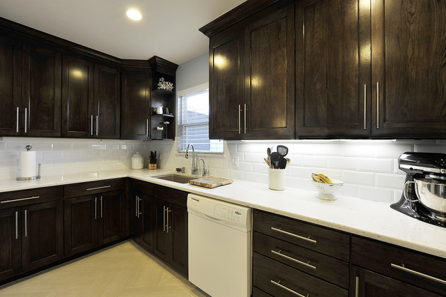 Allandale Custom Kitchen Renovation contemporary-kitchen