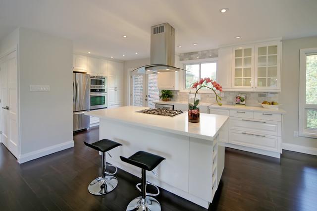 Allanhurst Project Toronto Modern Kitchen Toronto By Hope Designs