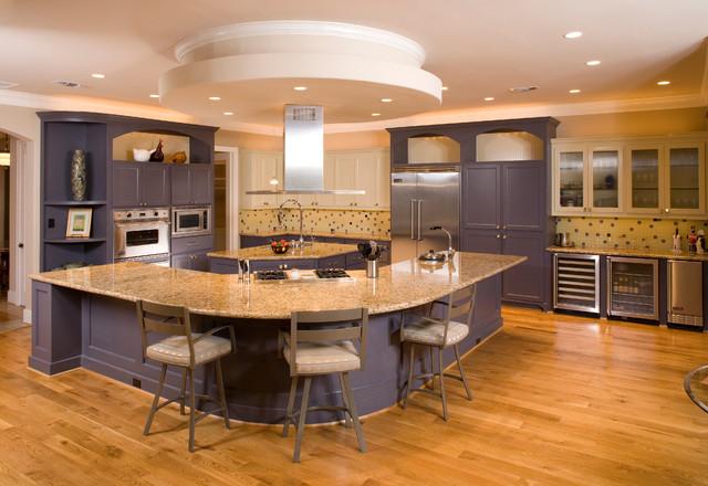 Allegro Builders + West 32nd traditional-kitchen