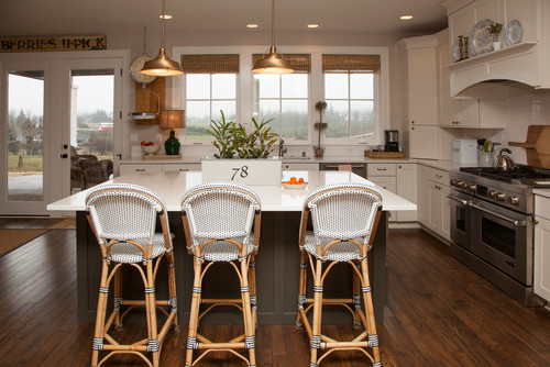 Traditional Kitchen by Portland Photographers Whitney Lyons