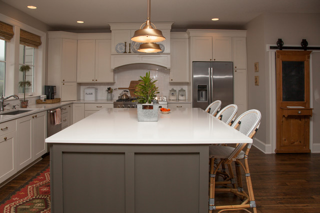 Allie  Traditional  Kitchen  Portland  by Whitney Lyons