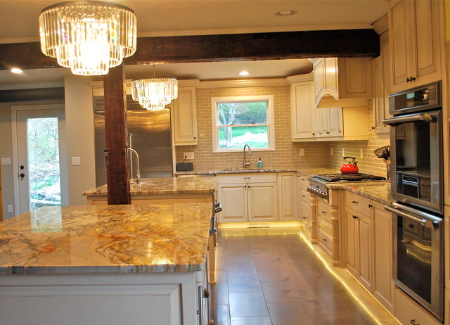 Allison Park Kitchen - Traditional - Kitchen - Other - by ...
