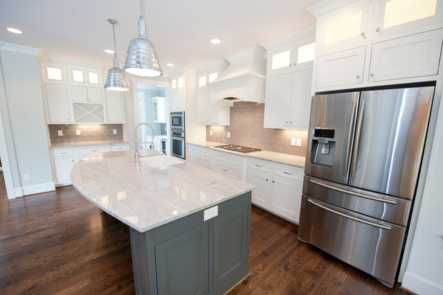 Allure Homes of Raleigh, NC Kitchens traditional-kitchen