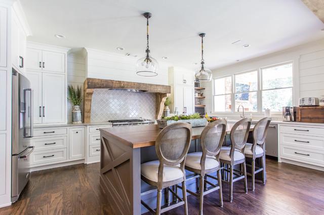 Alpharetta Custom Home kitchen