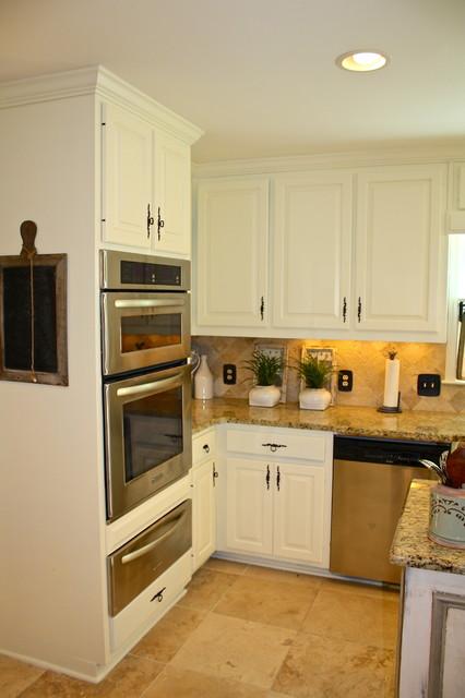 Alpharetta Kitchen Makeover traditional-kitchen