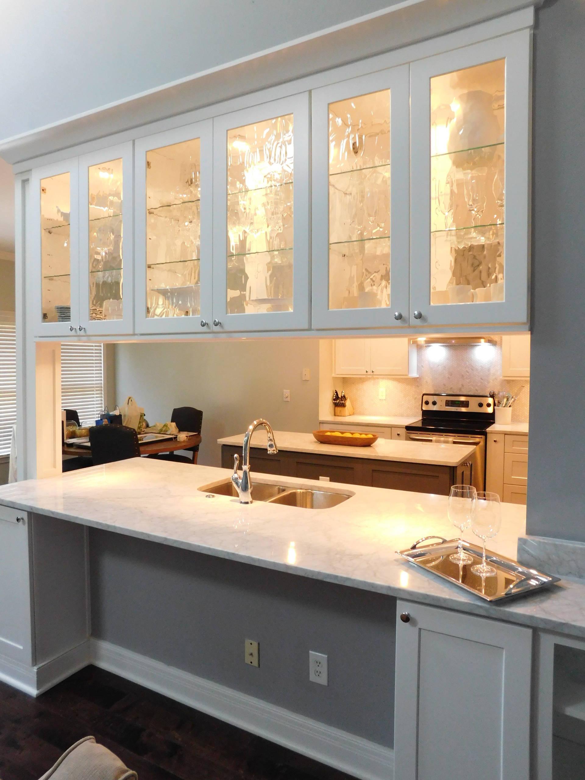 Alpharetta Modern Kitchen