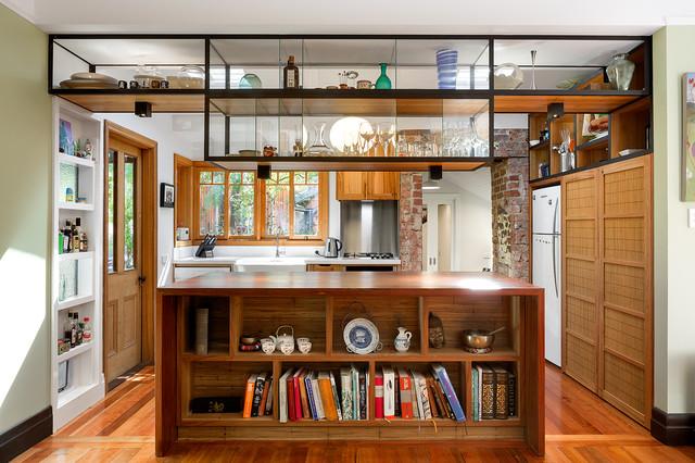 Alphington Kitchen Eclectic Kitchen Melbourne By