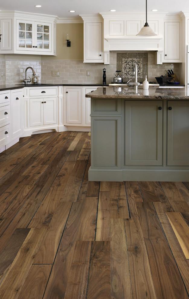 Alta Vista Collection: Historic Walnut - Hallmark Floors