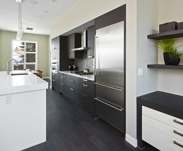 Altadore 2 Contemporary Kitchen Calgary By Rational Kitchens Calgary