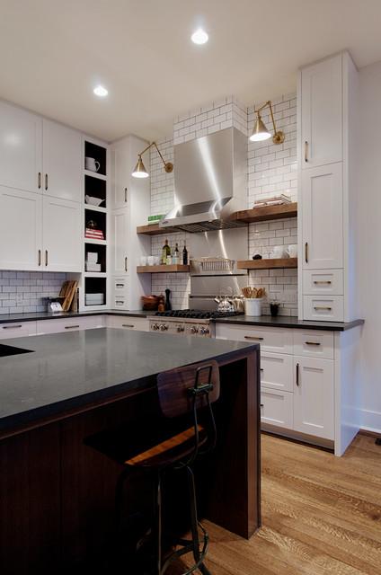 Altadore I Modern Kitchen Calgary By Veranda Estate Homes Inc