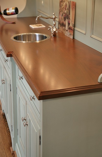 Alternatives To Granite Countertops : Alternatives to Granite: Kitchen Countertops - Traditional - Kitchen ...