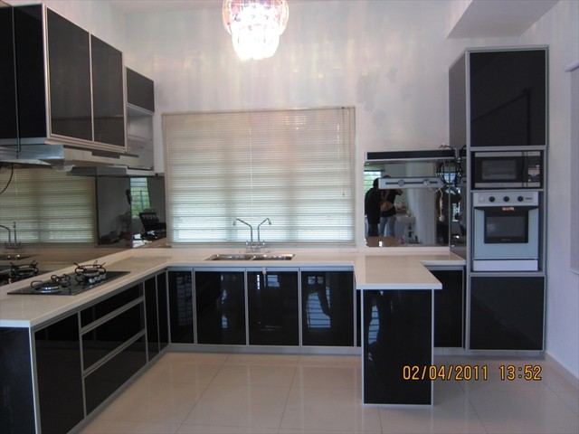 Aluminium kitchen cabinet fully aluminium kitchen Rona kitchen cabinets reviews