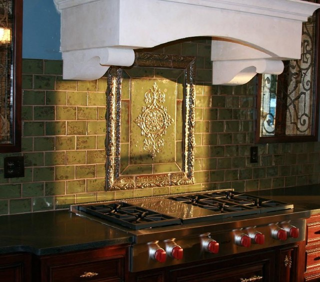 Amazing Backsplashes traditional kitchen