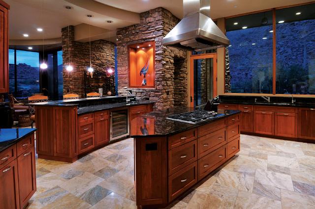 Amazing Custom Home Featuring Canyon Ledge Faux Stone – Coronado ...